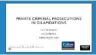 Criminal Prosecutions in Dilapidations.pdf